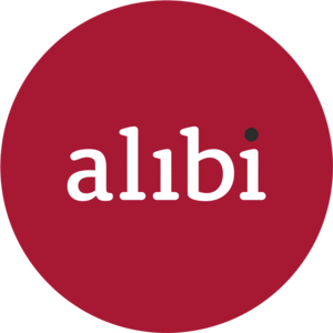 Alibi (TV channel) - Image: Alibi logo 2015