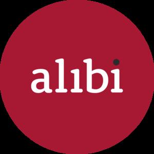Alibi (TV channel) - Image: Alibi logo 2015
