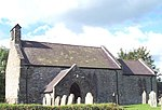 Church of All Saints, Llanfair Clydogau