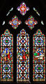 All Saints, Nailstone - Stained glass window (geograph 3131178).jpg