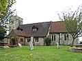 All Saints, Old Church Road, Chingford - geograph.org.uk - 1702067.jpg