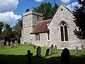 All Saints Church, Tarrant Monkton - geograph.org.uk - 450927.jpg