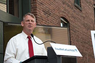 Allan H. Kittleman - Kittleman in 2015