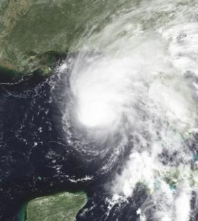 Hurricane Allison (1995) Category 1 Atlantic hurricane in 1995