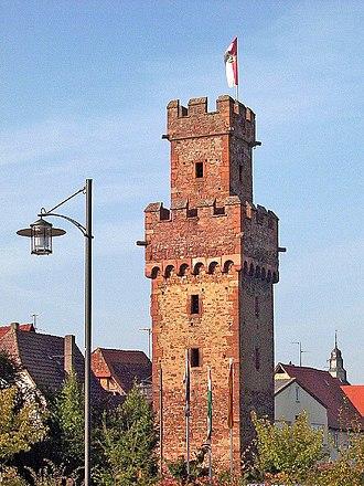 Obernburg - Almosenturm in Obernburg