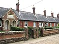 Almshouses beside Hargham Road - geograph.org.uk - 1402754.jpg