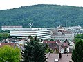 Alte und neue Industriegebäude (Mercedes-Benz Mettingen und Esslingen-Brühl) - panoramio.jpg