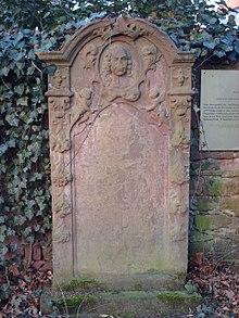Grab Rambachs auf dem Alten Friedhof in Gießen (Quelle: Wikimedia)