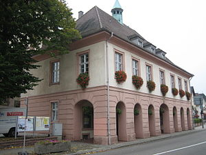 Kuppenheim - Old town hall