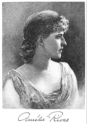 Amélie Rives Troubetzkoy - Amélie Rives, by Richard G. Tietze