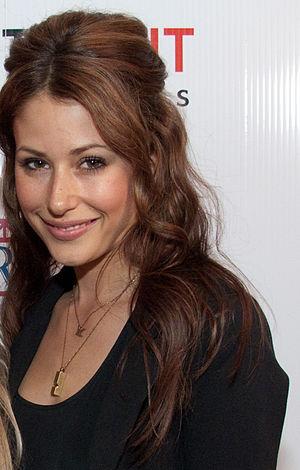 Amanda Crew - Amanda Crew in 2009