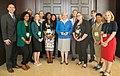 Ambassador Stephanie S. Sullivan at IPPA Reception 2019 01.jpg