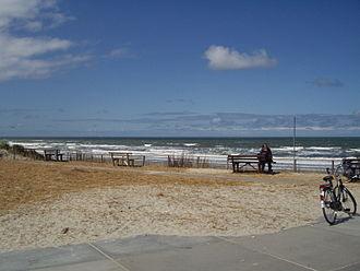 Ameland - Image: Ameland Beach