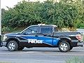 American Fork City Police truck, American Fork, Utah, Jul 16.jpg