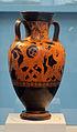Amphora 490 BC Amazons fighting Staatliche Antikensammlungen Starke Frauen 04.jpg