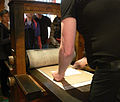 Amsterdam - Rembrandt House Museum, printing studio 01.JPG