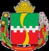 Huy hiệu của Huyện Amvrosiivka