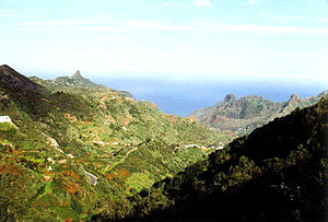 Pulau Tenerife: Anaga (Tenerife)
