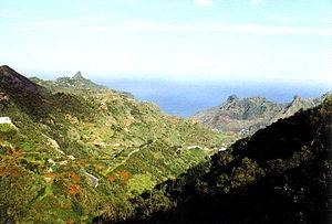 तेनरीफ़: Anaga (Tenerife)