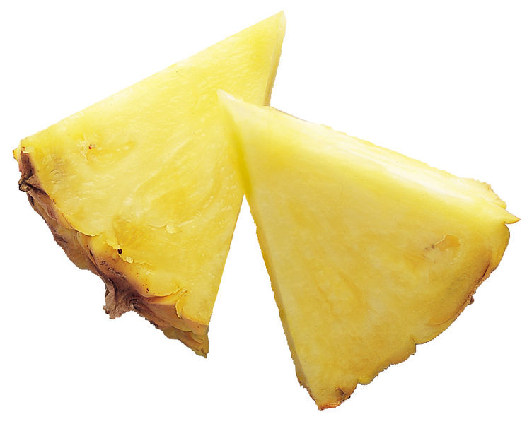 File:Ananas comosus slices.jpg