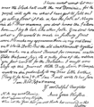 Anna Green Winslow's diary entry in handwriting.png