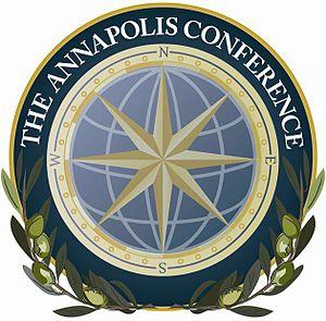 Annapolis Conference - Annapolis Logo