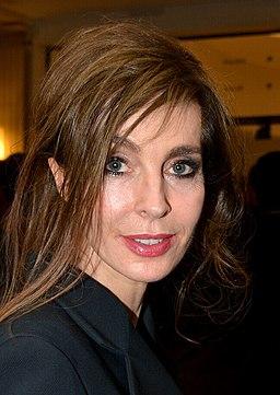 Anne Parillaud Molières 2018