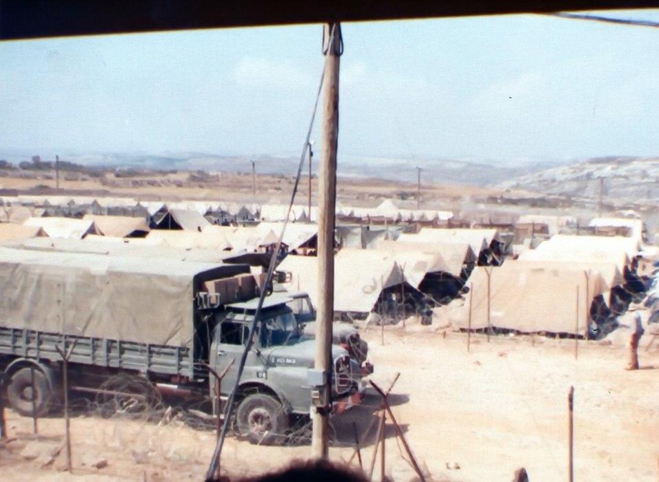 Ansar camp lebanon