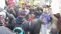 File:Anti-Trump protest in NYC, beginning of day, March 19, 2016, part 1 of 3.webm