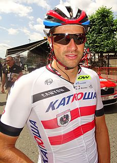 Marco Haller (cyclist) Austrian road bicycle racer