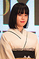 """Aoyagi Fumiko """"Their Distance"""" at Opening Ceremony of the 28th Tokyo International Film Festival (22240842340).jpg"""