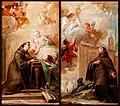 Aparición del Niño Jesús a San Antonio de Padua, y San Pascual Bailón adorando la Eucaristía (Museo Ibercaja Camón Aznar).jpg