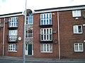 Apartment block in The Laurels - geograph.org.uk - 1902265.jpg