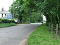 Approaching the level crossing - geograph.org.uk - 850919.jpg