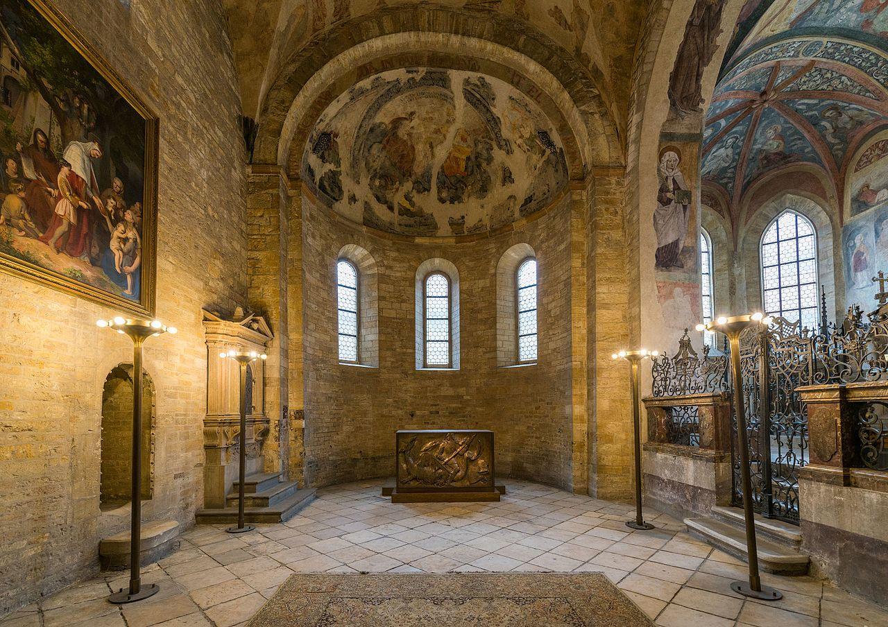 File:Apse, St. George's Basilica, Prague 20160809 1.jpg ...