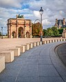 Arc de Triomphe du Carrousel, Paris 23 August 2020.jpg