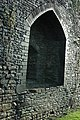 Arch in the wall above the North Dam, Caerphilly Castle - geograph.org.uk - 1084854.jpg