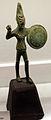 Archeologico, bronzetti etruschi, guerriero o marte (laran) 01.JPG