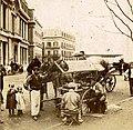Archivo General de la Nación Argentina 1890 aprox Buenos Aires, carrito restaurante.jpg