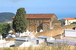 Church of the Trinity and San Giovanni - Image: Aregno E1b JPG