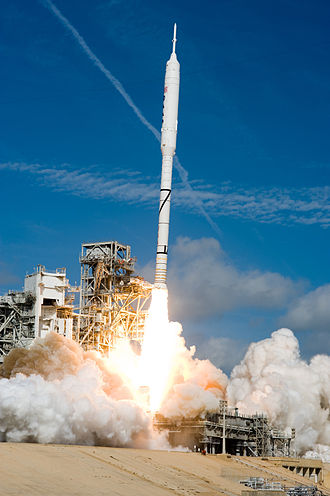 2009 in spaceflight - The launch of Ares I-X