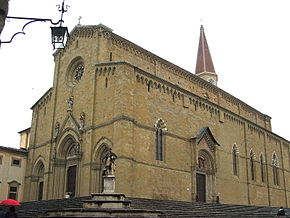 Cathedral of Arezzo.