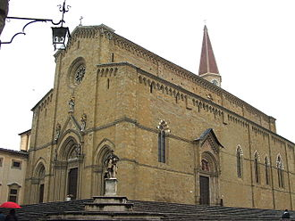 Roman Catholic Diocese of Arezzo-Cortona-Sansepolcro - Arezzo Cathedral