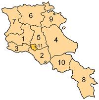 Province dell'Armenia