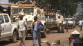 Armored vehicles of MINUSCA in Bangui, April 2018.png