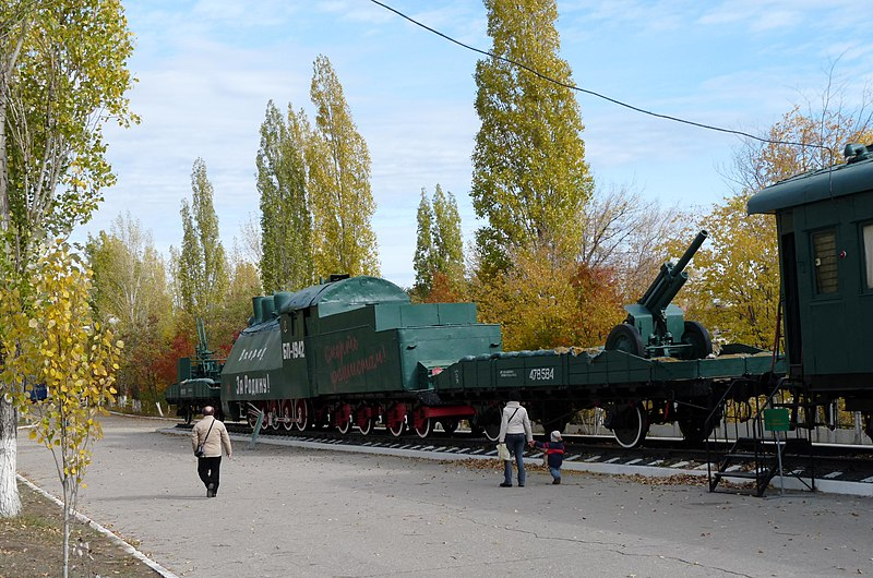 File:Armoured train (4136258067).jpg