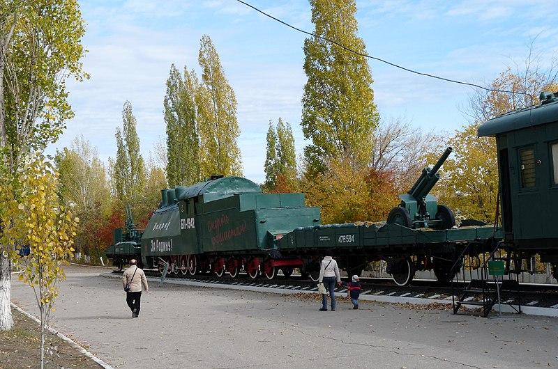File:Armoured train (4136258067).jpg