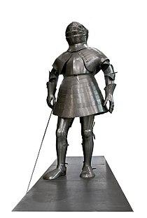 Armure combat à pied Claude de Vaudrey Vienne 1.jpg