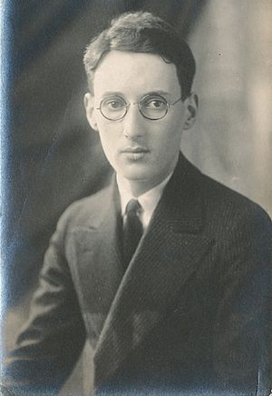 Arnold Ross - Ross in Odessa circa 1922