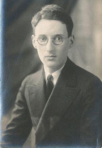 Arnold Ross - Ross in Odessa circa 1922